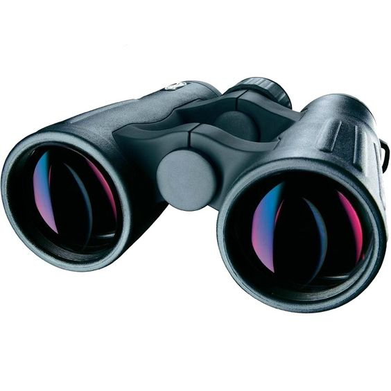 Binoculars and Range Fingers