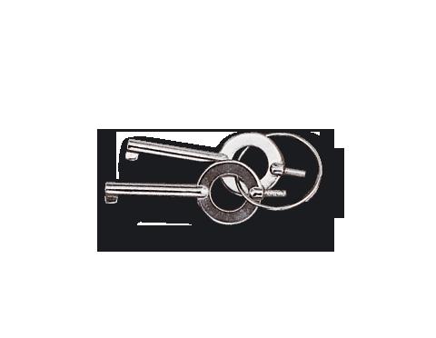 Roku dzelžu atslēgas