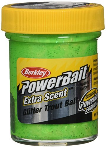 Foreļu pasta Berkley Powerbait Select Glitter Trout Bait 50 g art.10049