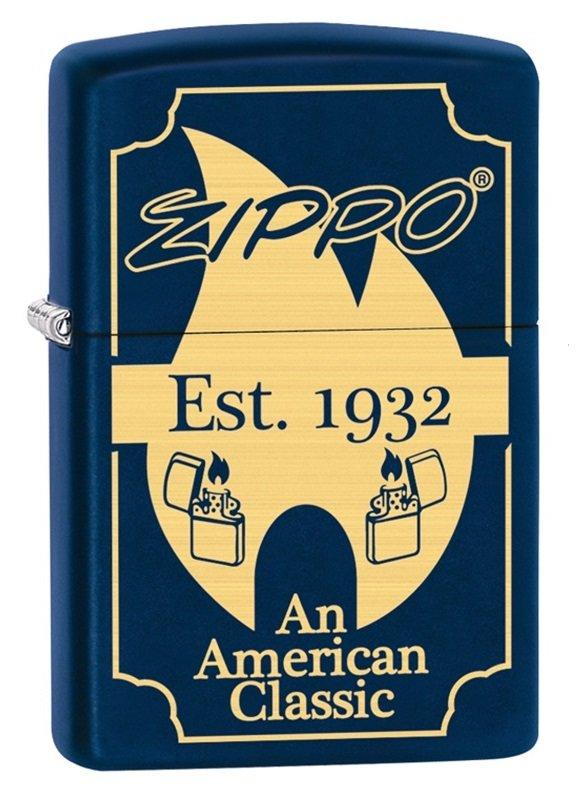 """ZIPPO šķiltavas """"US Zippo Vintage"""" 239MP400071 art.45189"""