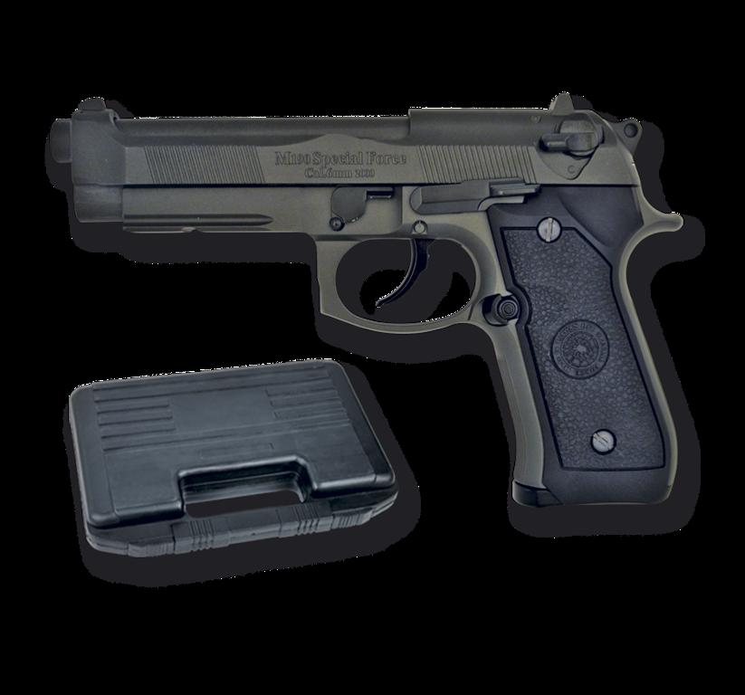 AirSoft pistole Martinez Albainox HFC art. 35003