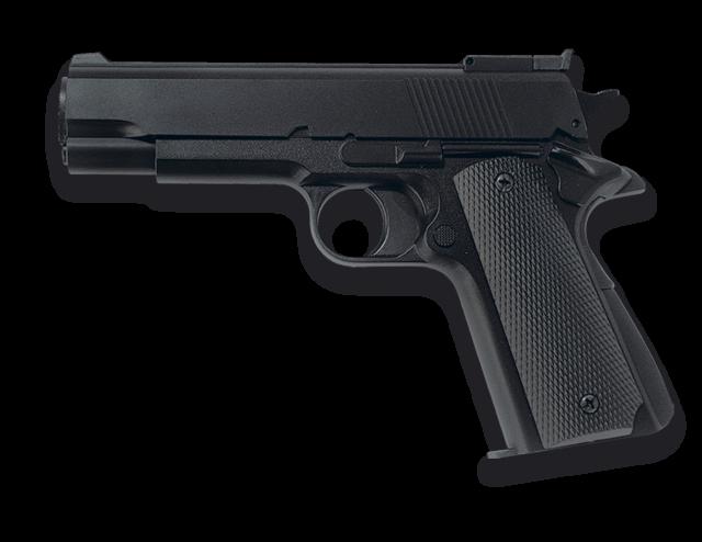 AirSoft пистолет Martinez Albainox Gas BB art.35103