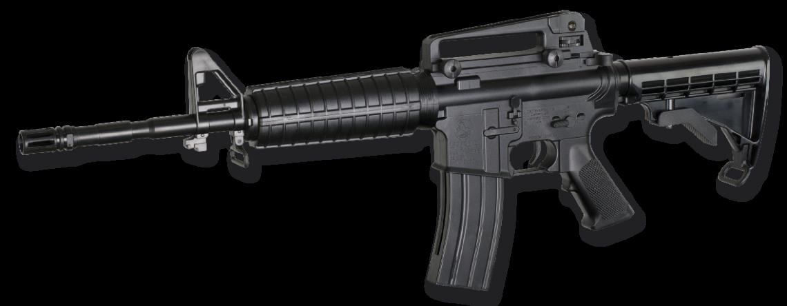 AirSoft automats Martinez Albainox Swiss Arms Colt M4-A1, art. 38262