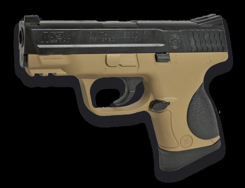 AirSoft pistole Martinez Albainox SMITH & WESSON M&P CON BB100, art. 38296