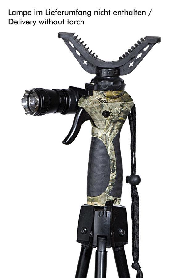 Karabīnes statīvs- divkājis  Bipod TRIGGER SHOOTING STICK GEN4
