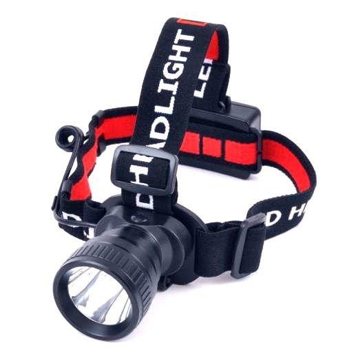 """Galvas Lukturis Tiross """"TS-1101"""" Cree Q5 3W LED 3xAAA Proffessional art.TS-1101"""