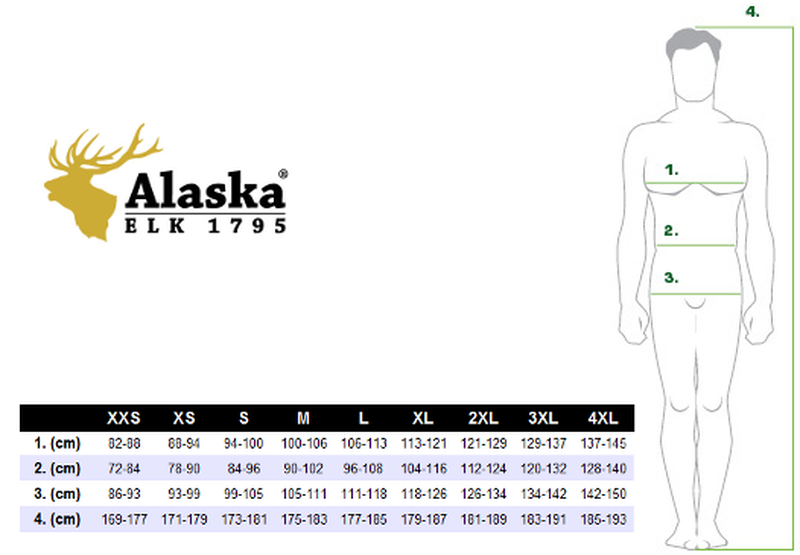 Billedresultat for alaska elk 1795 sizes