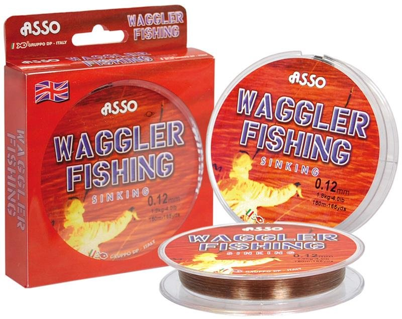 "Aukla Asso ""Waggler Fishing"" 150 m art.36060"