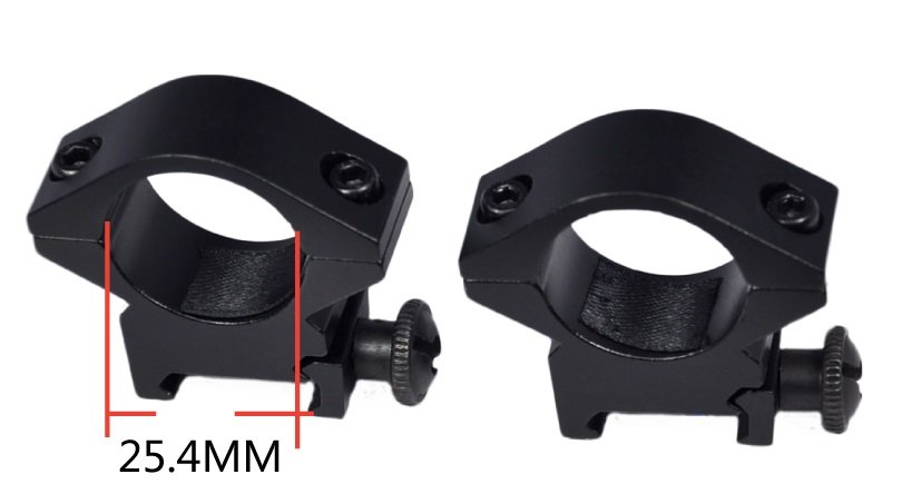 Kronšteins Cytac W01A, 25.4mm art.GM-W01A