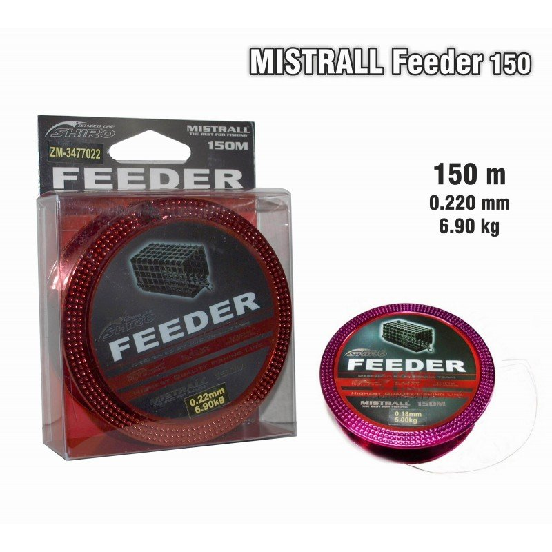 "Aukla Mistrall ""Feeder"" 022 art.MFEED-022"