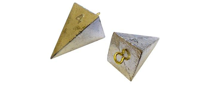 Svariņš Akara PBB piramīda 120 g, 145 g art.PBB-1293-1