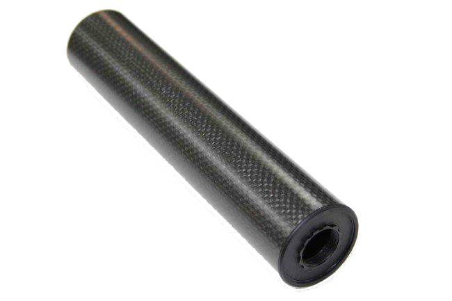 Pret mirāžas karbona aizsargs priekš klusinātājiem Stalon W110