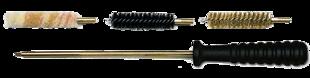 Tīrīšanas komplekts pistolem un revolverim kal.9 MegaLine art. 102/6009