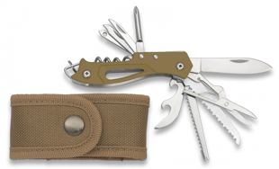 Нож Multi-Tools Martinez Albainox Coyote
