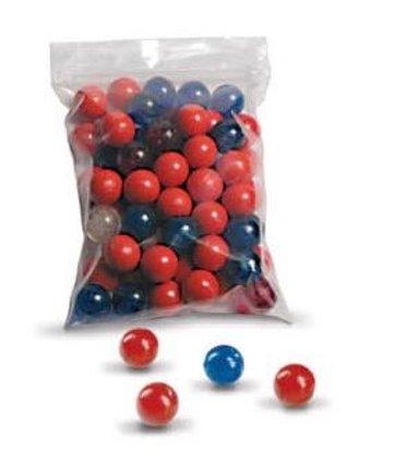 MegaLine Plastic Balls 17mm (40gb.) art.163/0005