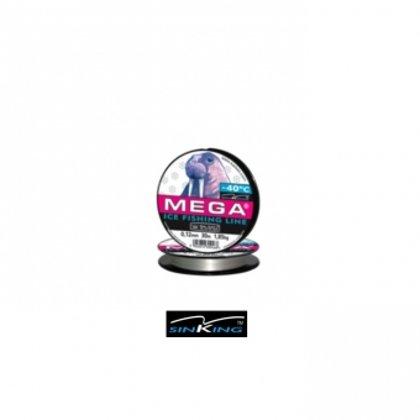 "Monofilā aukla Balsax ""Mega"" (30m, 0.08mm) art.206-13"