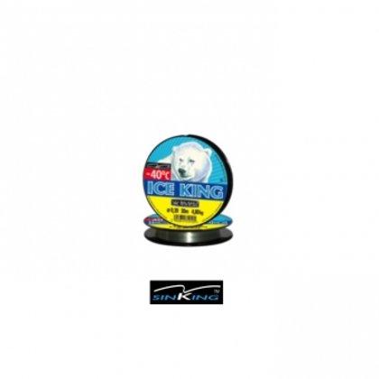 "Monofilā aukla Balsax ""Ice King"" (30m, 0.08mm) art.206-15/6"