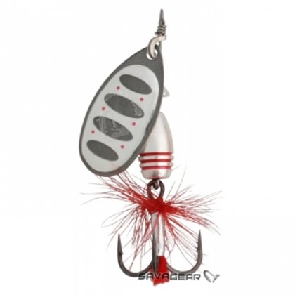 "Lure ""SG Rotex Spinner"" (№4, 11gr) art.283-42128"