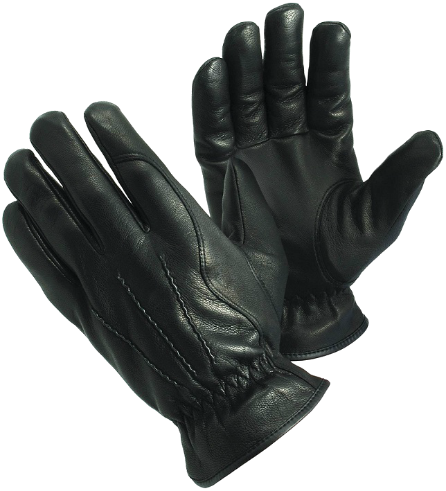 Leather glove, winter-lined TEGERA® 300