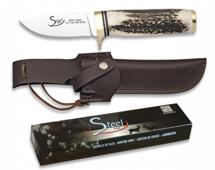 Knife Martinez Albainox Steel 440 art.31916