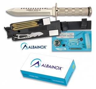 Knife Martinez Albainox Combat King II