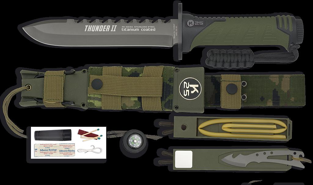Нож Martinez Albainox Thunder II - Serie Energy art.32134