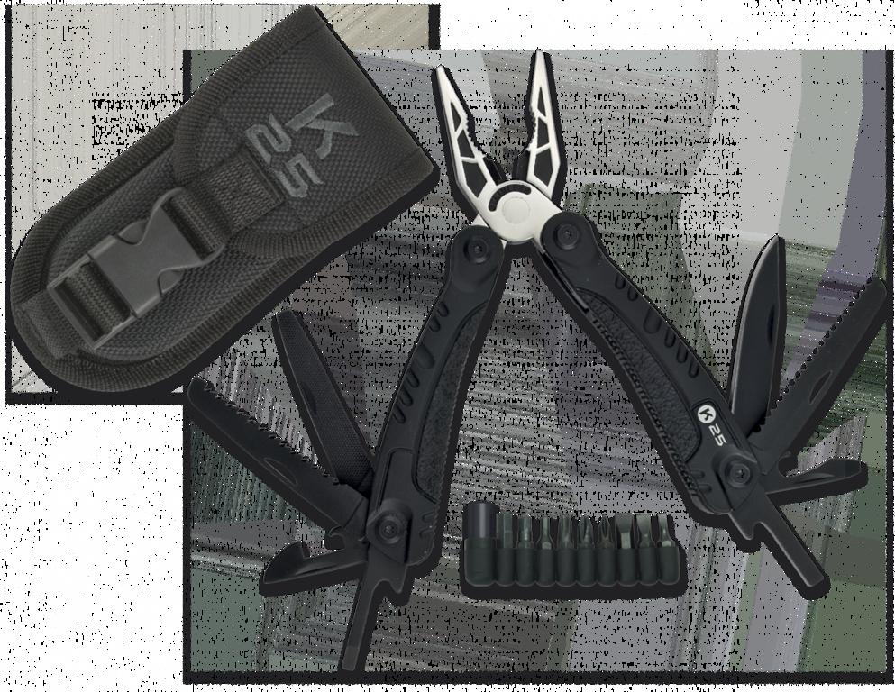 Комплект инструментов Martinez Albainox RUI/K25 MULTI-TOOLS