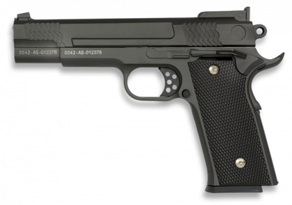Airsoft pistol. Martinez Albainox Galaxy art.38105
