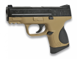 AirSoft pistole Martinez Albainox SMITH & WESSON M&P CON BB100, art. 38296