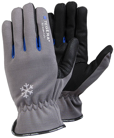 Synthetic leather glove TEGERA® 417