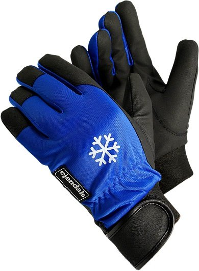 Synthetic leather glove, Winter-lined TEGERA® 5117 art.5117
