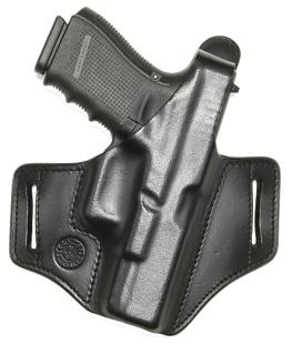Belt holster-leather, press fitted EL2 PR