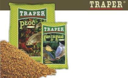 Zivju papildbarība (maisījums) TRAPER «CLASSIC» 1KG