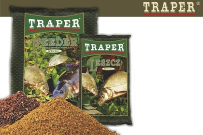 Zivju papildbarība (maisījums) TRAPER «SPECIAL» 1kg