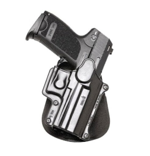 Fobus Tactical HK-1 RT Standard Right Hand Conceal Carry Polymer Roto Paddle Holster For H&K USP art.HK-1 RT