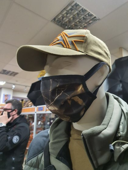 Face protection mask SMK1