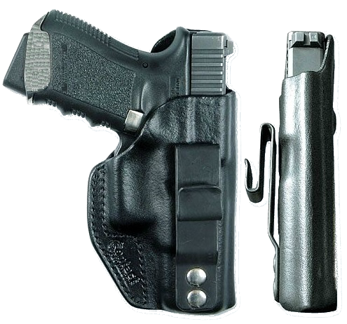 Belt holster-leather, press fitted IV-SL PR
