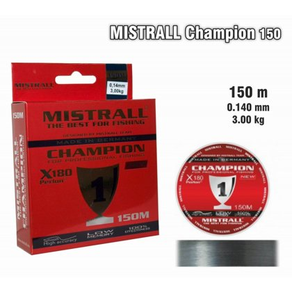 "Леска Mistrall ""Champion"" 014 art.MCHAM-014"
