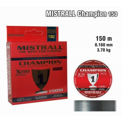 "Леска Mistrall ""Champion"" 016 art.MCHAM-016"