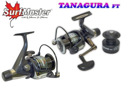 Bezinerces spole Surf Master «Yamato Tanagura» FT (5+1bb, 0.25/200mm/m) art.SMRT3000-6
