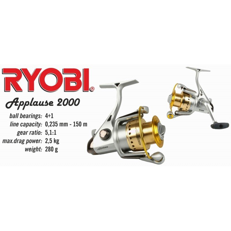 "Spole Ryobi ""Applause"" 2000 art.SP-RY-APP2000"