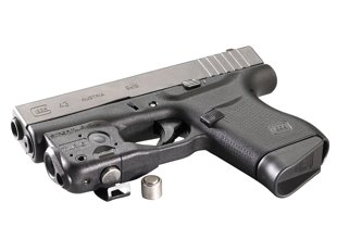 Tactical light  Streamlight TLR-6 for Glock 42, Glock 43