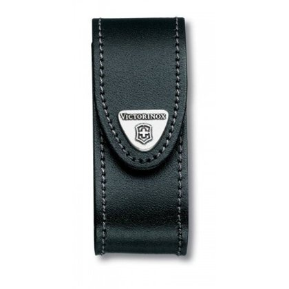 Victorinox Leather Belt Pouch Black art.405203