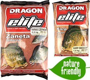 "Groundbait ""Dragon"" 1kg (10 kind)"