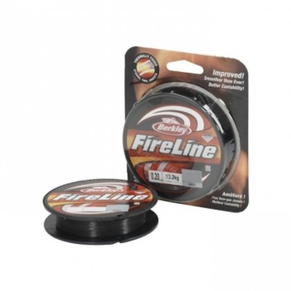 "Berkley ""FireLine Smoke"" 110m, 0.12mm"