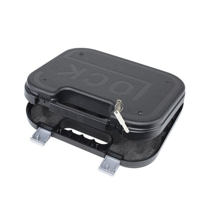 Lockable Pistol Case Glock