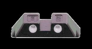 Tēmeklis 6,5mm tritija Glock
