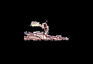 №20 Пружина замка затвора Glock 42