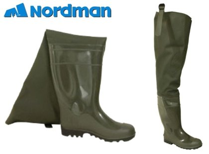 Wadders boots NordMan PC9-R size 46 art.PC9-R-46