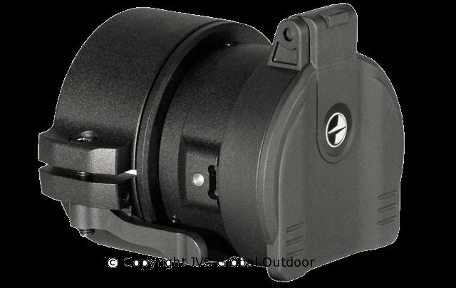 Pulsar 50 mm DN adapteris